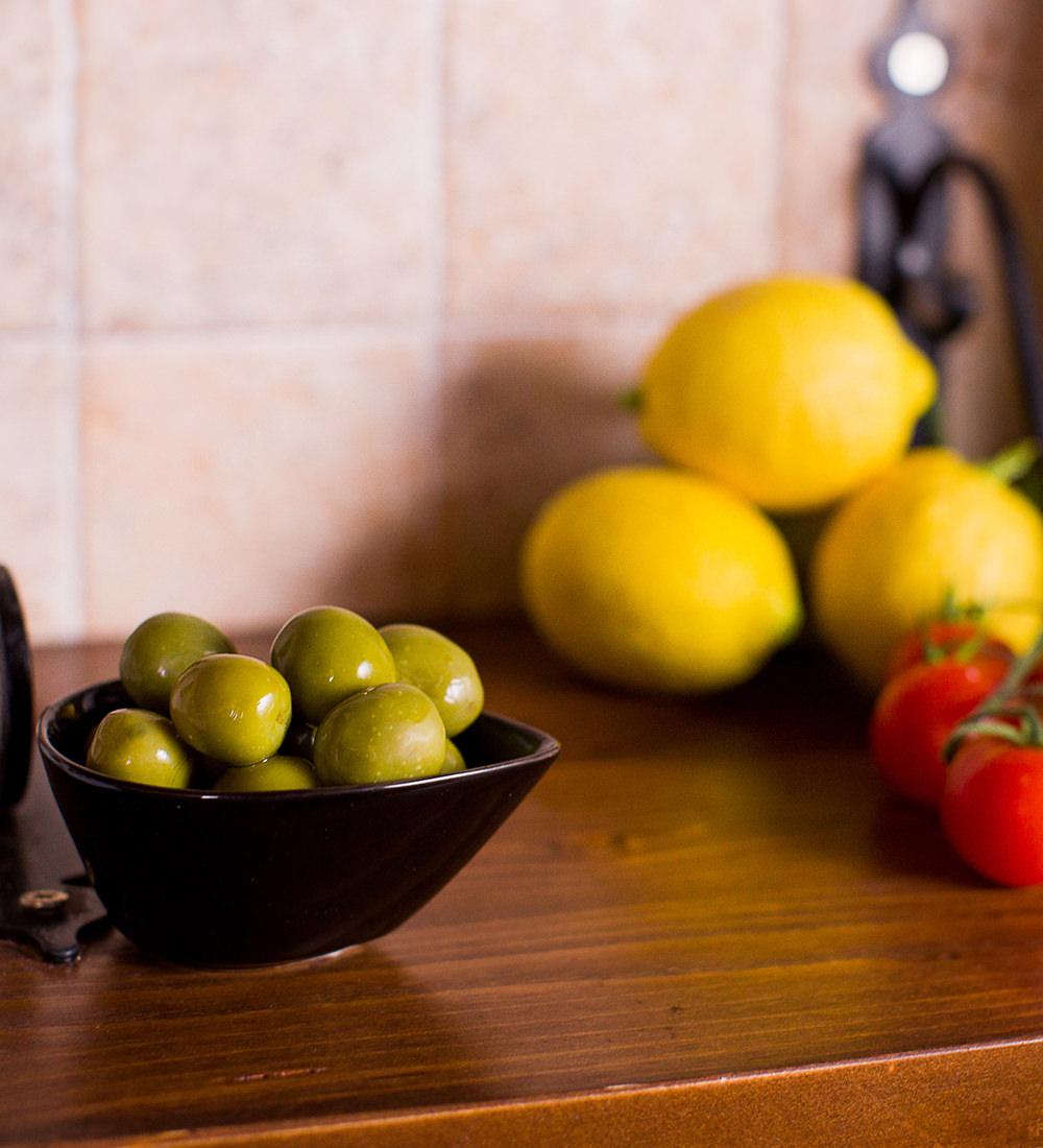 Olive metodo Sivigliano