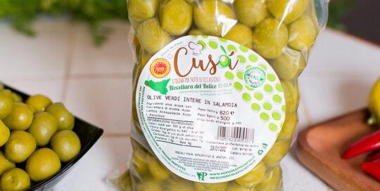 Olive in busta